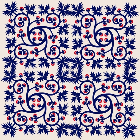 Medieval Pattern Stock Vector - 15252597