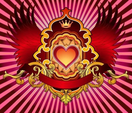 Hart Emblem