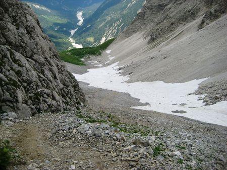 Beautiful alpine landscape Stock Photo - 4056813