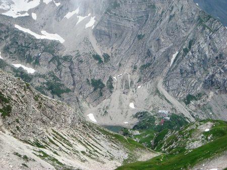 Beautiful alpine landscape Stock Photo - 4056814