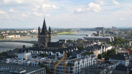 dom: Allemagne, Cologne, la cath�drale (K�lner Dom) Banque d'images