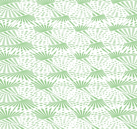 patterned wallpaper: Green and White lace patterned wallpaper