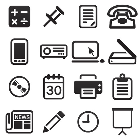note board: Office Supplement Icon