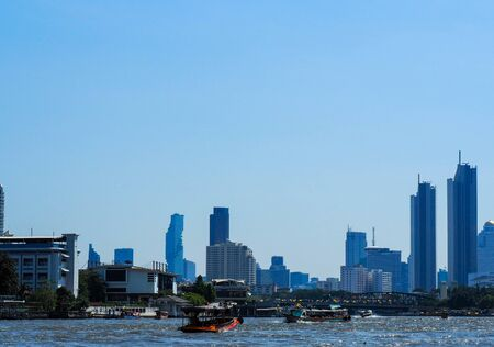 Lifestyle of the Chao Phraya River Basin Imagens
