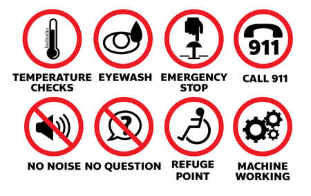 set of sign information symbol in vector eps10