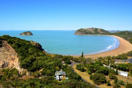 queensland: Rosslyn Bay in Queensland