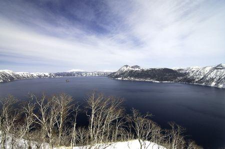 golu: ็Hokkaido Lake Japan