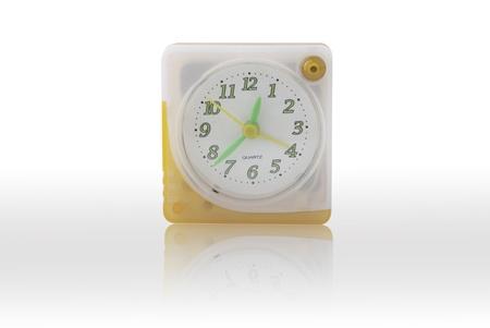 Quartz alarm clock. photo