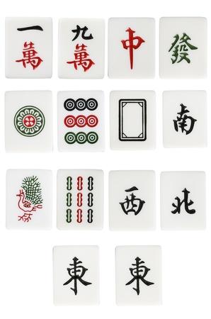 mahjong: mahjong 13-1-9