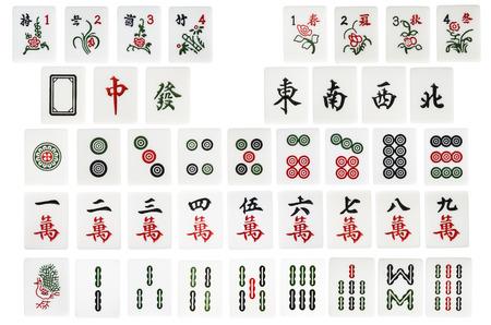 mahjong: all suit mahjong