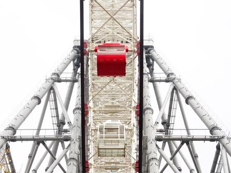big wheel: big wheel Stock Photo