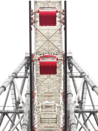 big: big wheel Stock Photo