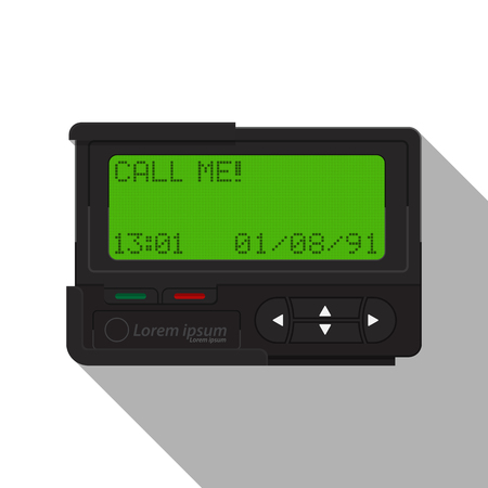 pager: Pager icon.