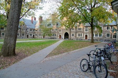 convivencia escolar: la vida estudiantil en los EE.UU. la vida universitaria es muy tranquila