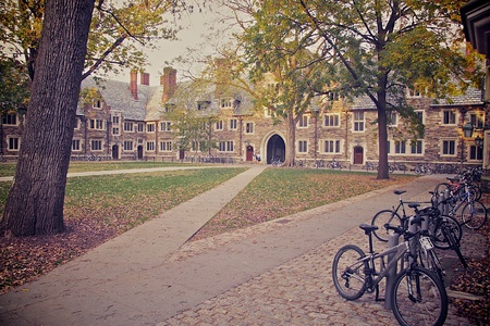 student life in US university  peaceful life is great Editorial