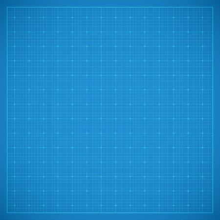 Clean blueprint background