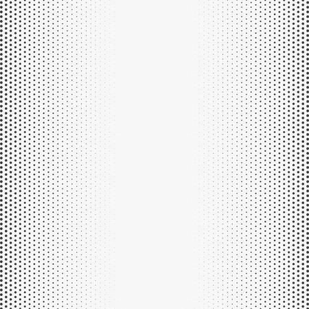 Vector Halftone Textuur. Stock Illustratie