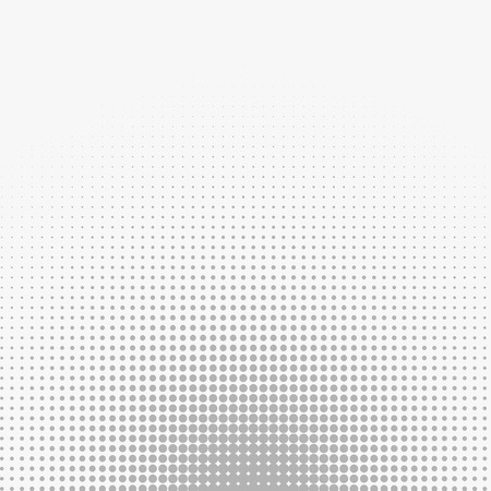 illustration abstract: Dotted abstract form vector illustration