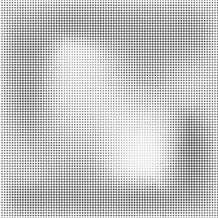 Dotted abstract form. Vector illustration Vektoros illusztráció