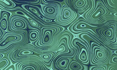 Green Vector Liquid Texture Background