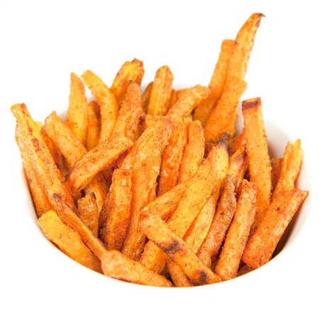 Sweet potato fries  photo