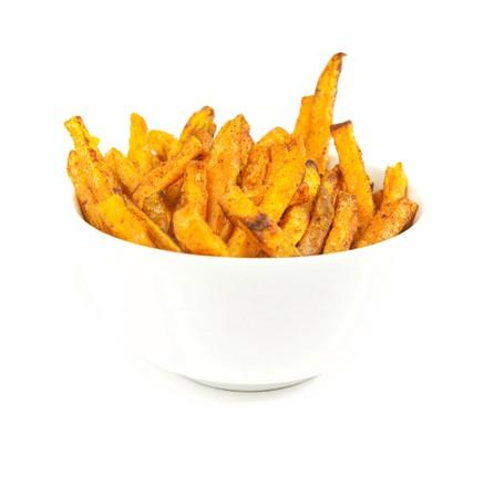 Sweet potato fries photo