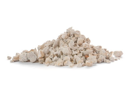 containment: Pumice is a versatile volcanic rock used in water filtration, chemical spill containment, cement manufacturing and as a growing substrate to name just a few applications. Stock Photo