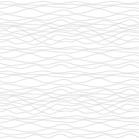 Grijs patroon op een witte achtergrond Stock Illustratie