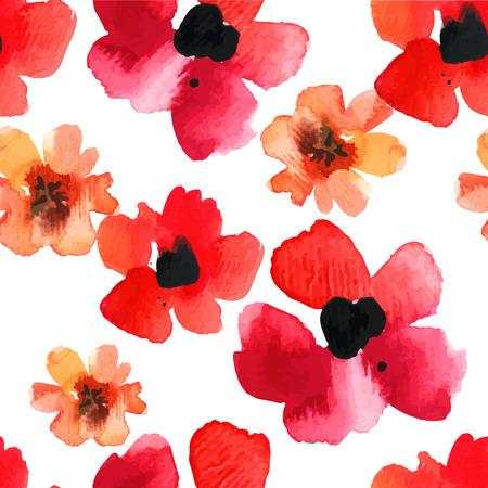 Blumenverzierung mit wilden Blumen auf weißem Hintergrund für Ihr Design und Dekor.