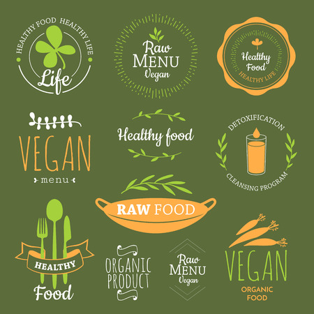 raw food: Raw food diet. Healthy lifestyle and proper nutrition.
