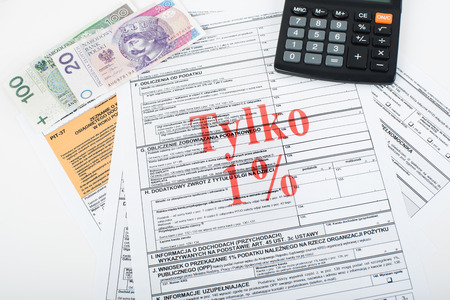 taxpayers: Encouraging taxpayers to donate 1% of tax to the organization