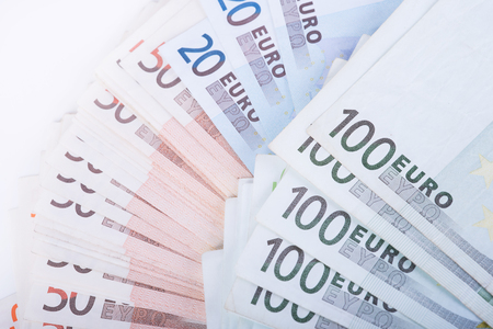 european currency: The photo European currency euro.