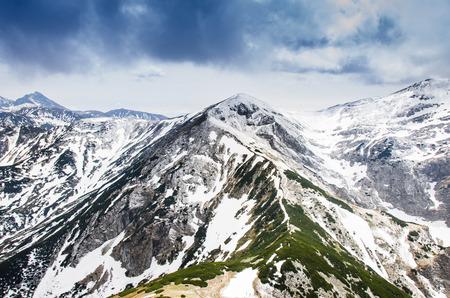 wheather: Photo of Tatra mountains in winter