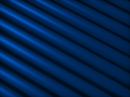 blue metallic background: Blue metallic background with shist lines Stock Photo