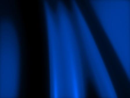 Fond métallique brillant bleu doux avec des lignes