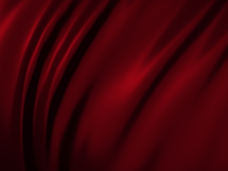 red metallic: Abstract red elegant background (silk background) Stock Photo