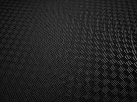 construction mesh: Illustration of black metallic textured background with cross Stock Photo