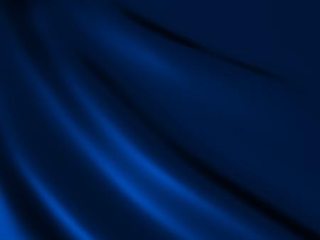 blue metallic background: Soft blue shiny metallic background with lines Stock Photo