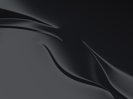 shiny black: Elegant metallic background with lines and space for text