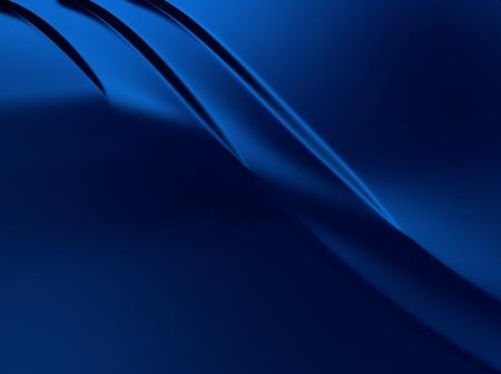 blue metallic background: Elegant blue metallic background with flow lines