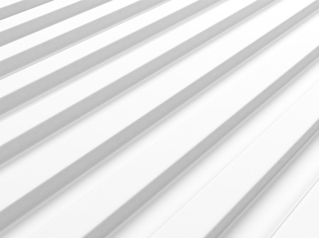 White industrial background with lines or bars
