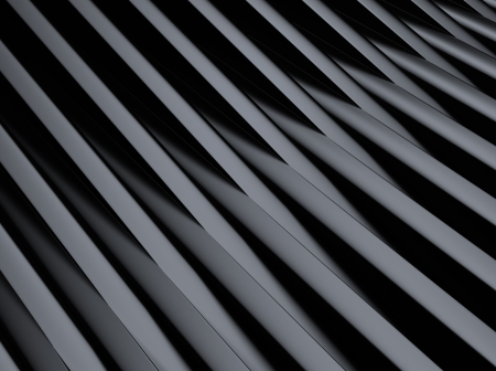 Black industrial metallic background with cross lines or bars