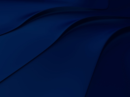 blue metallic background: Elegant blue metallic background with 3 flowing lines and space for text