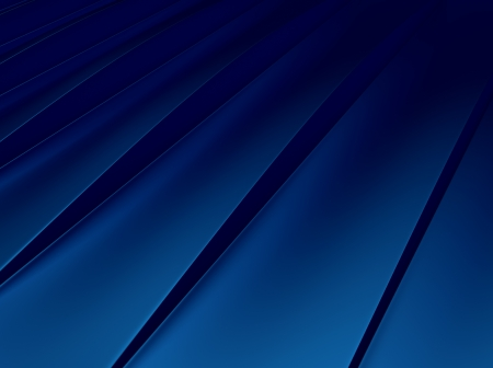 few: Blue elegant metallic background with few lines Stock Photo