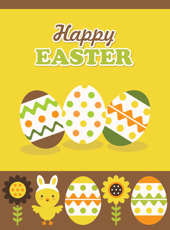 pets background: Happy EASTER