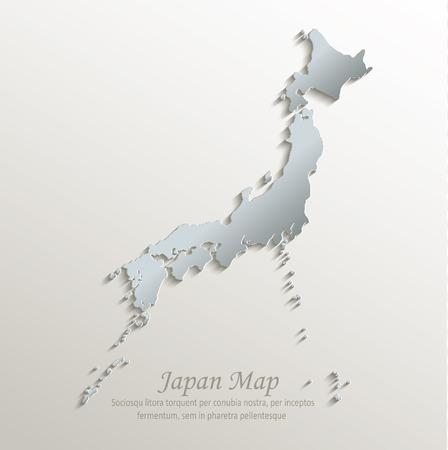 Indonesia Map Card Paper D Natural Vector Royalty Free Cliparts - Japan map sketch