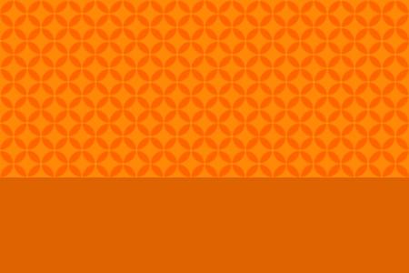 title page: Brillante c�rculo anaranjado Antecedentes p�gina de t�tulo