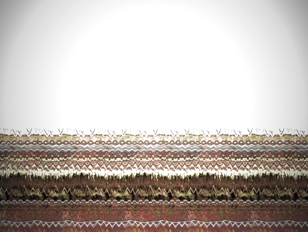 Brown Earth Tone Tribal Background