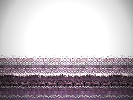 Purple Tribal Background