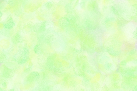 Spring Green Sponge Background